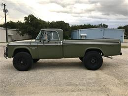 1967 Dodge D200 (CC-1266143) for sale in Sherman, Texas