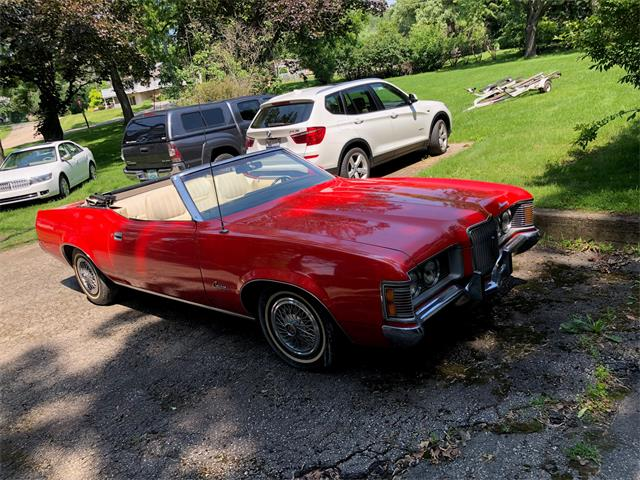 1971 Mercury Cougar (CC-1266151) for sale in Green Lake, Wisconsin