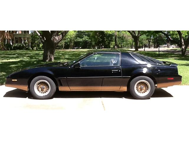1982 Pontiac Firebird Trans Am (CC-1266154) for sale in Waco, Texas