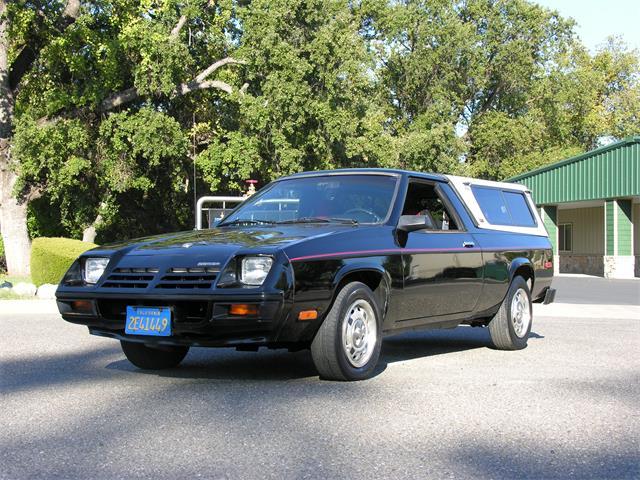 1982 Dodge Rampage (CC-1266173) for sale in Anderson, California