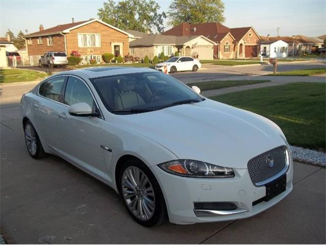 2012 Jaguar XF (CC-1260618) for sale in Cadillac, Michigan