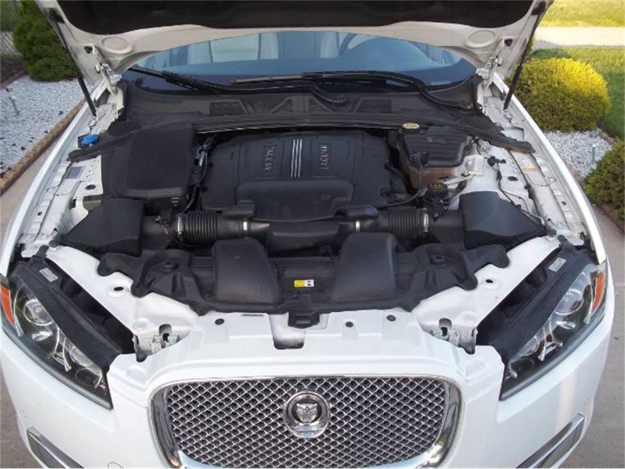 2012 Jaguar XF (CC-1260618) for sale in Cadillac, Michigan