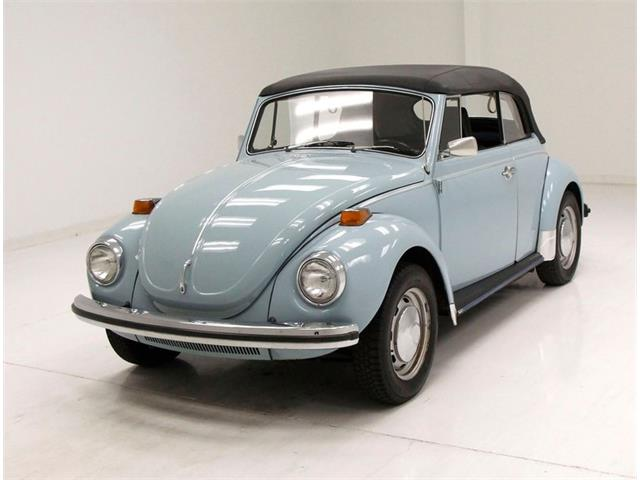 1972 Volkswagen Super Beetle (CC-1266186) for sale in Morgantown, Pennsylvania