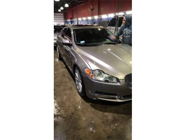 2010 Jaguar XF (CC-1260620) for sale in Cadillac, Michigan