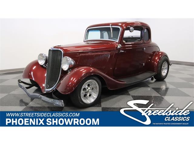 1933 Ford 5-Window Coupe (CC-1266208) for sale in Mesa, Arizona