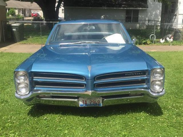 1966 Pontiac Catalina (CC-1266224) for sale in Long Island, New York