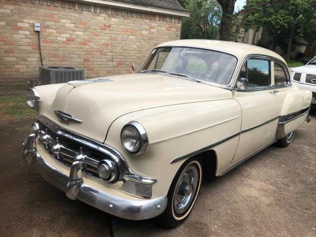 1953 Chevrolet Bel Air (CC-1266234) for sale in Long Island, New York