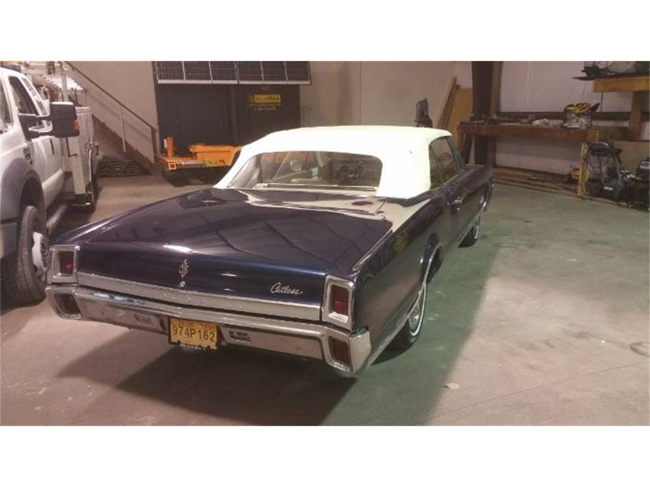 1967 Oldsmobile Cutlass (CC-1260625) for sale in Cadillac, Michigan