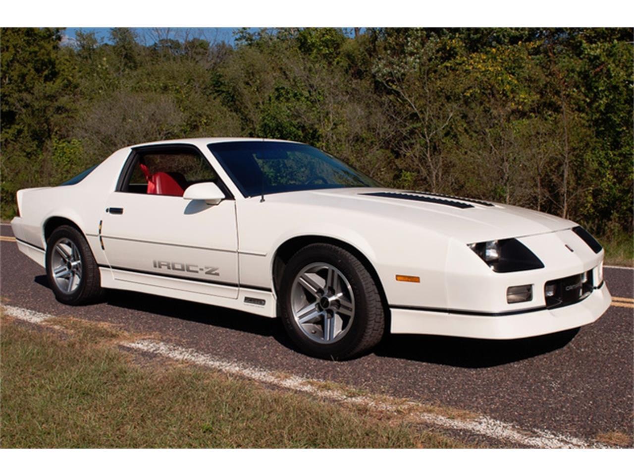 1986 Chevrolet Camaro (CC-1266250) for sale in St. Louis, Missouri