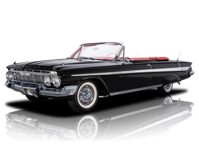 1961 Chevrolet Impala (CC-1266251) for sale in Charlotte, North Carolina
