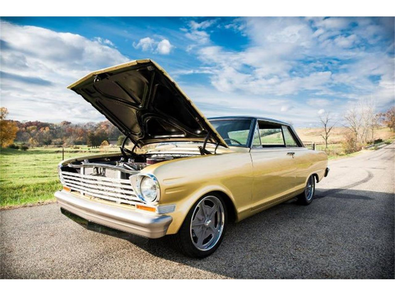 1963 Chevrolet Chevy II (CC-1260626) for sale in Cadillac, Michigan