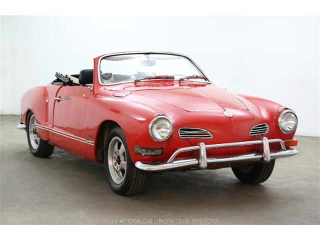 1970 Volkswagen Karmann Ghia (CC-1266270) for sale in Beverly Hills, California
