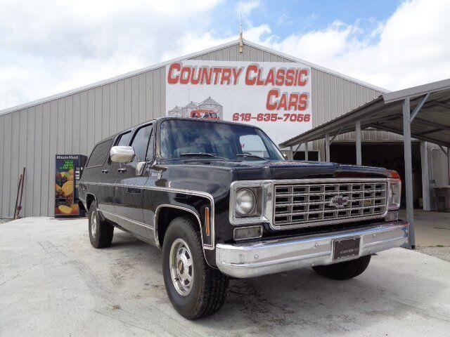 1976 Chevrolet C20 (CC-1266273) for sale in Staunton, Illinois