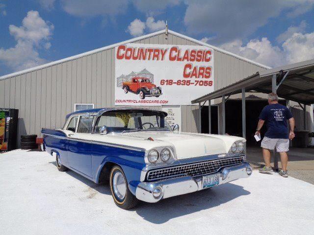 1959 Ford Fairlane (CC-1266277) for sale in Staunton, Illinois