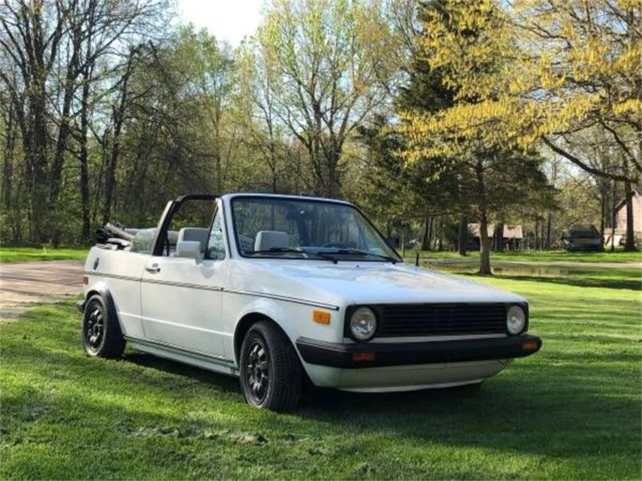 1983 Volkswagen Rabbit (CC-1260628) for sale in Cadillac, Michigan