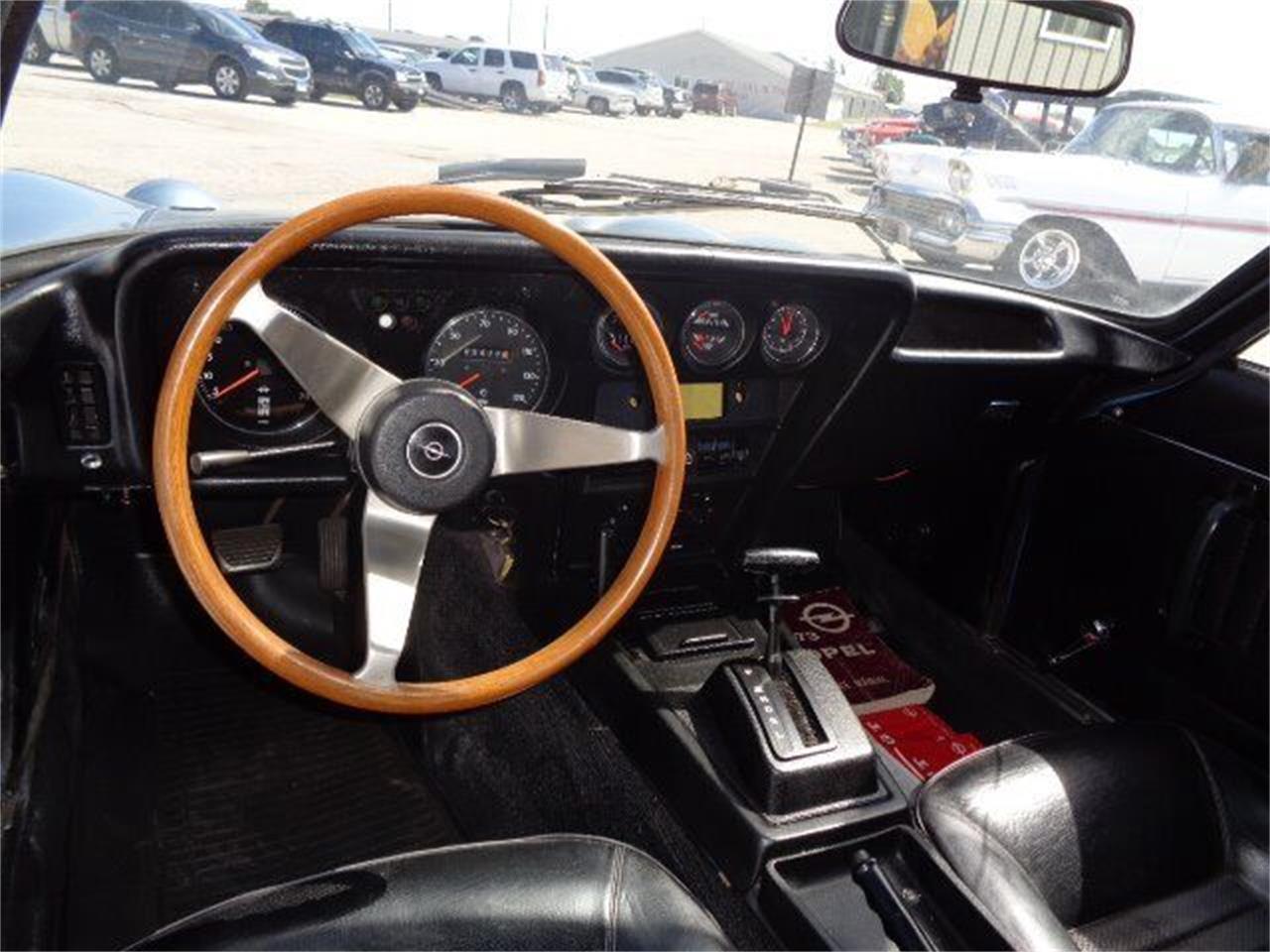 1973 Opel GT (CC-1266284) for sale in Staunton, Illinois