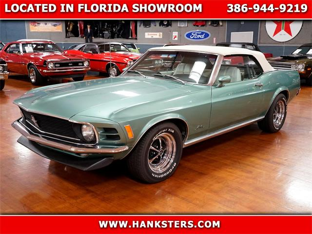 1970 Ford Mustang (CC-1266286) for sale in Homer City, Pennsylvania