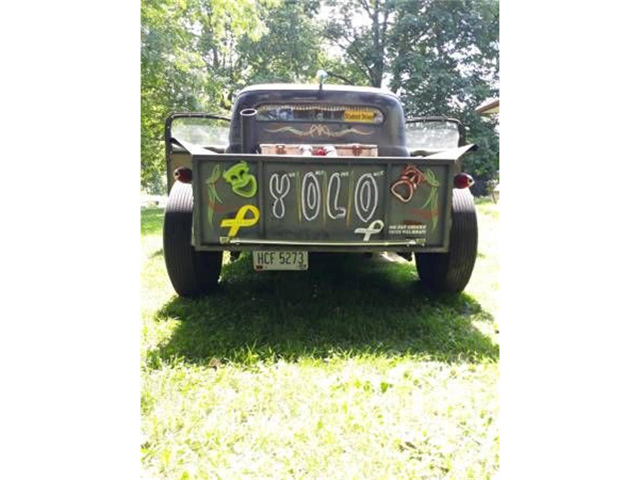 1952 Ford F1 (CC-1260630) for sale in Cadillac, Michigan