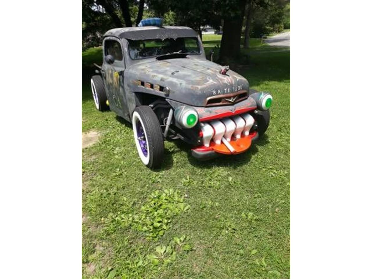 1952 Ford F1 (CC-1260630) for sale in Cadillac, Michigan