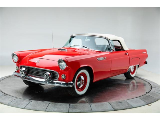 1955 Ford Thunderbird (CC-1266320) for sale in Cedar Rapids, Iowa