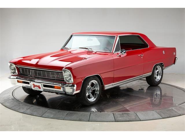 1966 Chevrolet Nova (CC-1266331) for sale in Cedar Rapids, Iowa