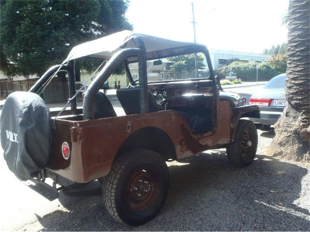 1962 Willys Jeep (CC-1266354) for sale in Cadillac, Michigan