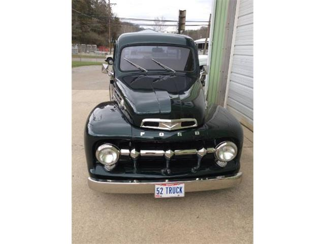 1952 Ford F150 (CC-1266356) for sale in Cadillac, Michigan