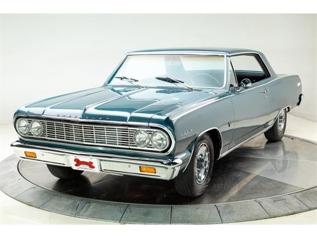 1964 Chevrolet Malibu (CC-1266360) for sale in Cedar Rapids, Iowa