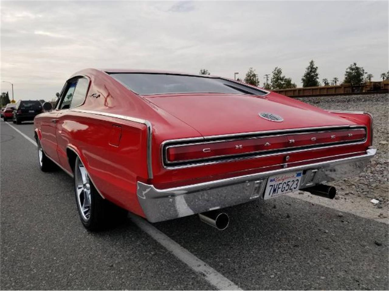 1966 Dodge Charger (CC-1266367) for sale in Cadillac, Michigan