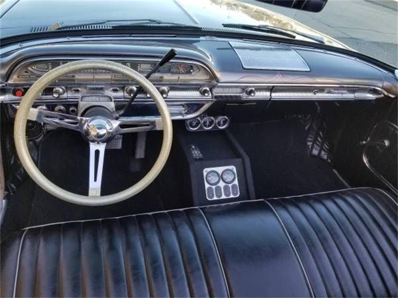 1961 Mercury Monterey (CC-1266370) for sale in Cadillac, Michigan