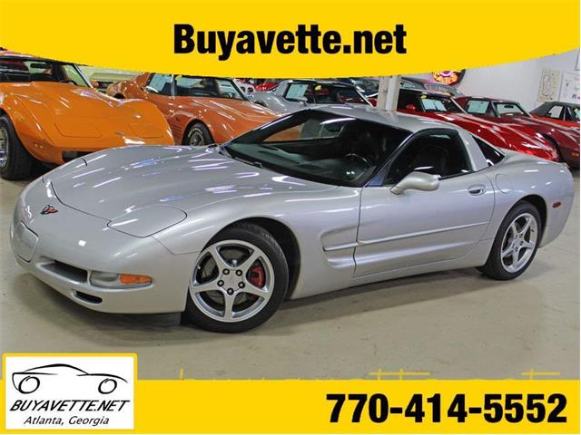 2004 Chevrolet Corvette (CC-1266379) for sale in Atlanta, Georgia