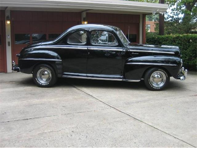 1948 Ford Business Coupe (CC-1260638) for sale in Cadillac, Michigan