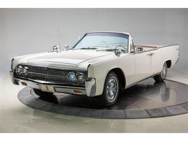 1963 Lincoln Continental (CC-1266385) for sale in Cedar Rapids, Iowa