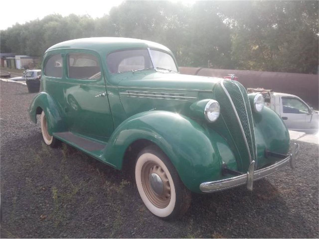 1936 Hudson Terraplane (CC-1266389) for sale in Cadillac, Michigan