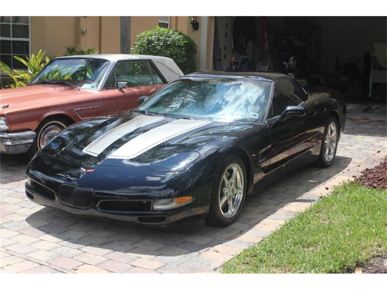 2004 Chevrolet Corvette (CC-1266393) for sale in Cadillac, Michigan