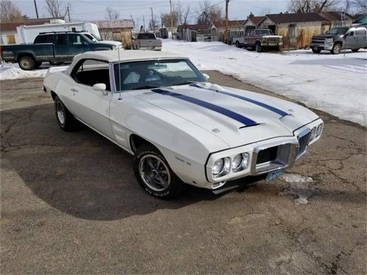 1969 Pontiac Firebird (CC-1266405) for sale in Cadillac, Michigan