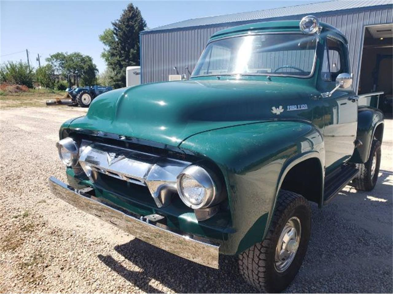 1954 Ford F100 (CC-1266406) for sale in Cadillac, Michigan