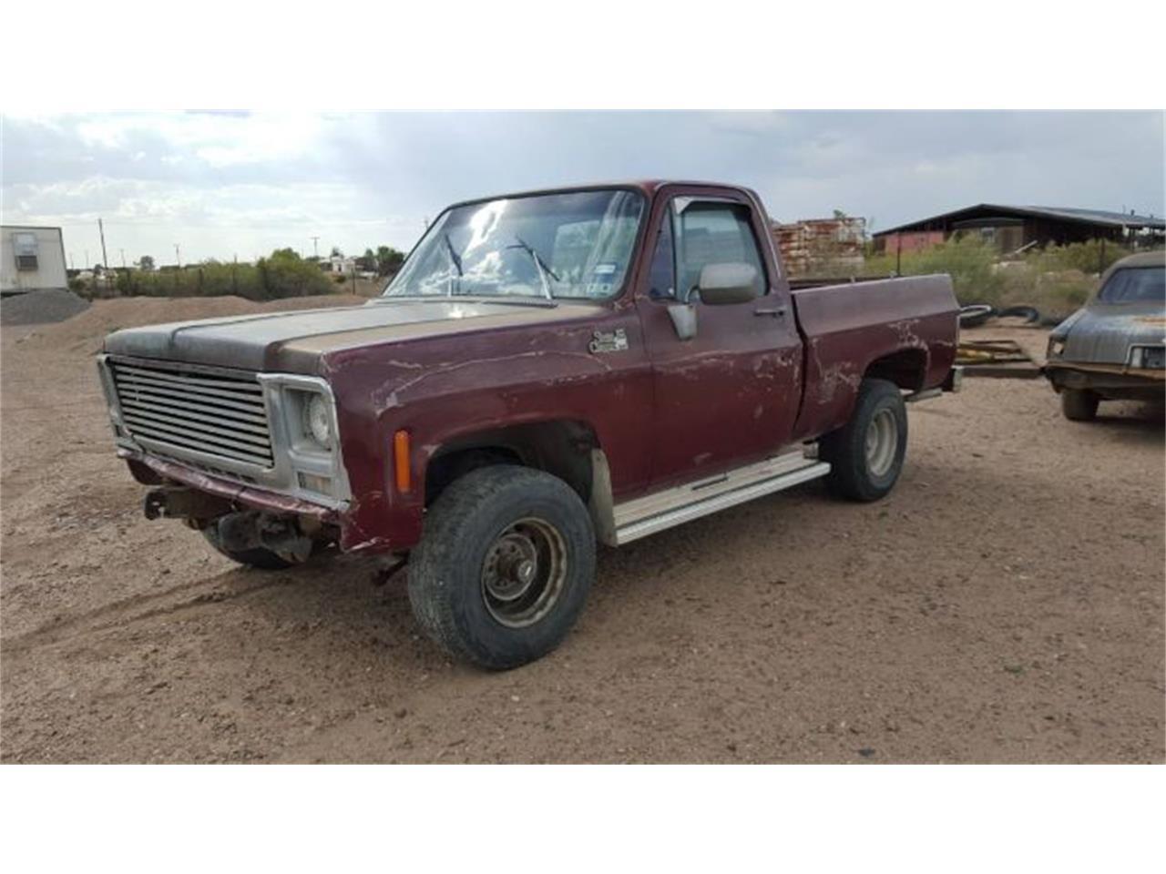 1979 GMC Pickup (CC-1266408) for sale in Cadillac, Michigan