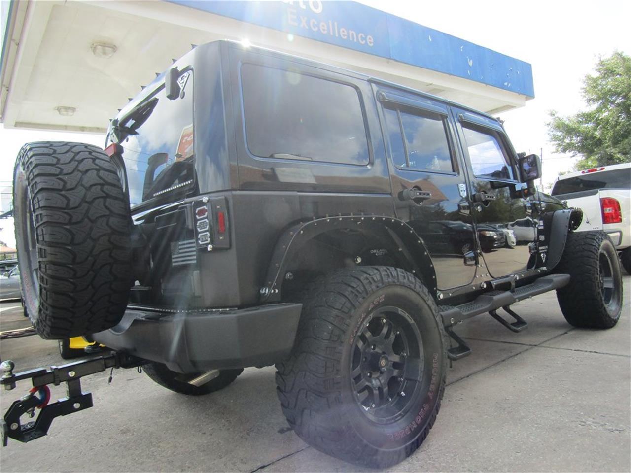 2011 Jeep Wrangler (CC-1266417) for sale in Orlando, Florida