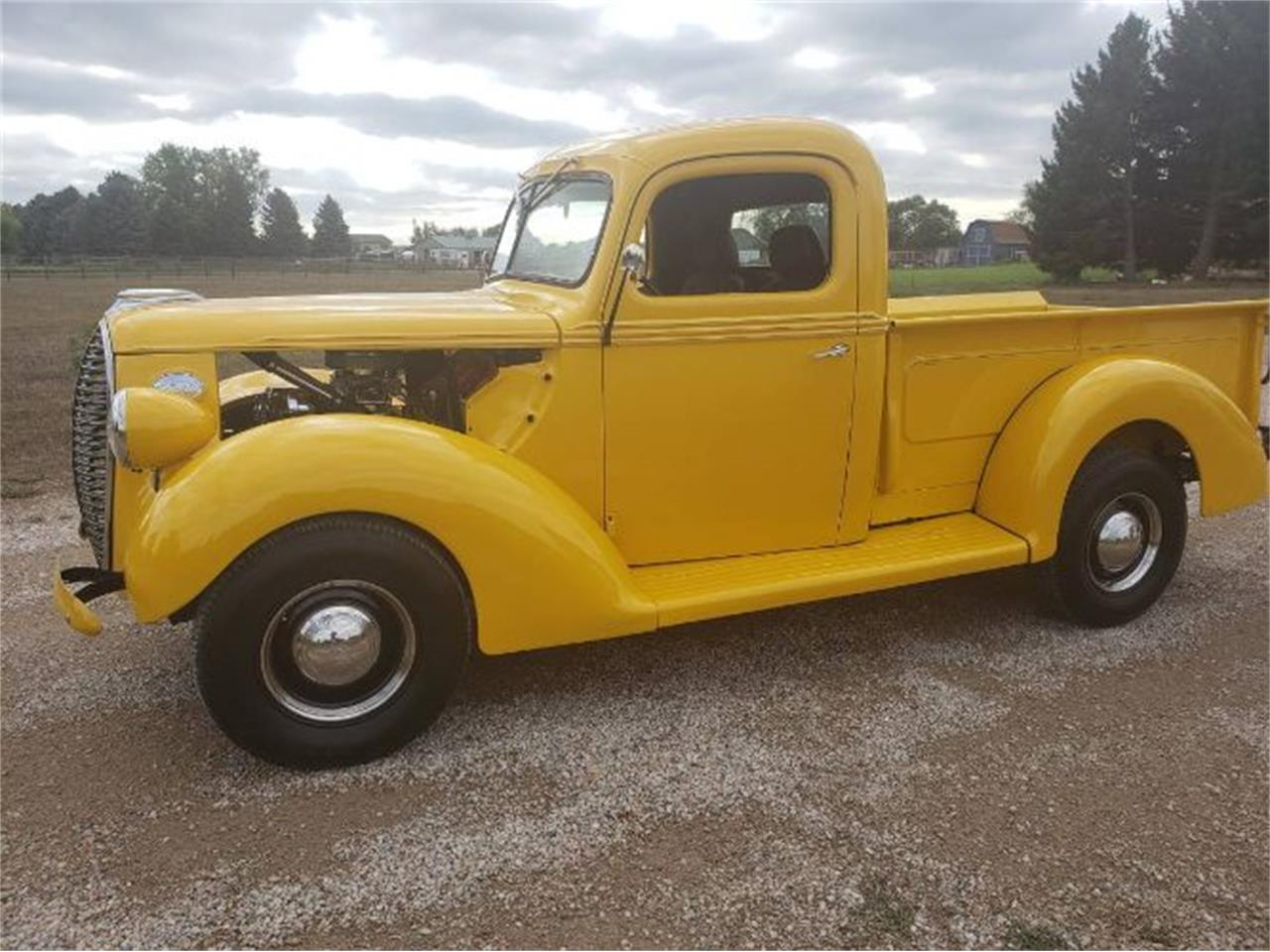 1939 Ford F1 (CC-1266422) for sale in Cadillac, Michigan