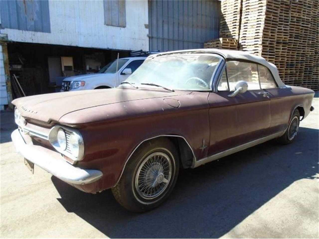 1964 Chevrolet Corvair (CC-1266423) for sale in Cadillac, Michigan