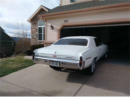 1972 Chevrolet Monte Carlo (CC-1266427) for sale in Cadillac, Michigan