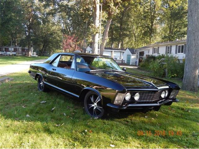 1964 Buick Riviera (CC-1266429) for sale in Cadillac, Michigan