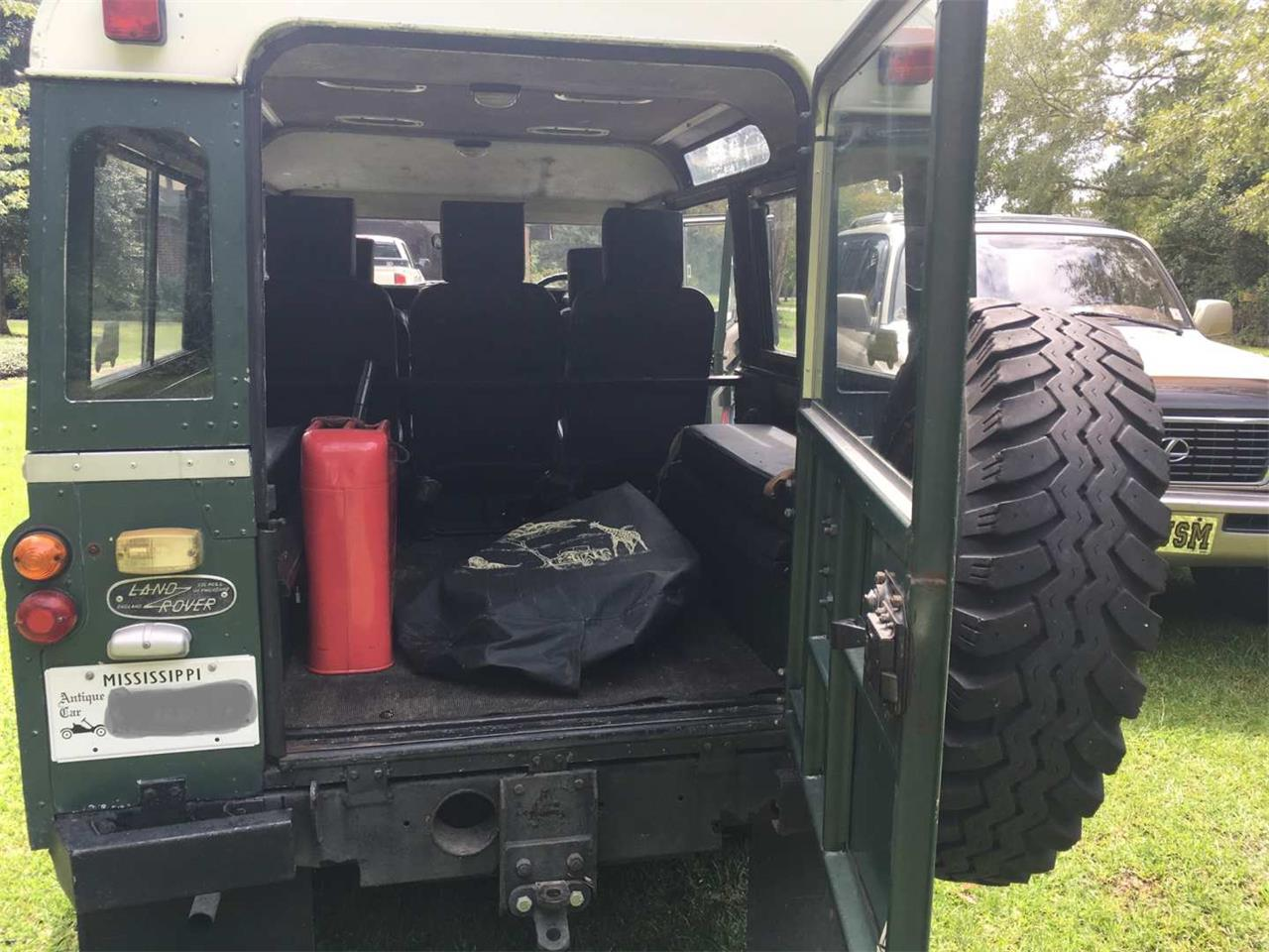 1965 Land Rover Series IIA (CC-1266443) for sale in Biloxi, Mississippi