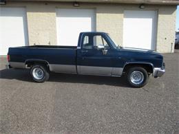 1983 Chevrolet C10 (CC-1266451) for sale in Ham Lake, Minnesota