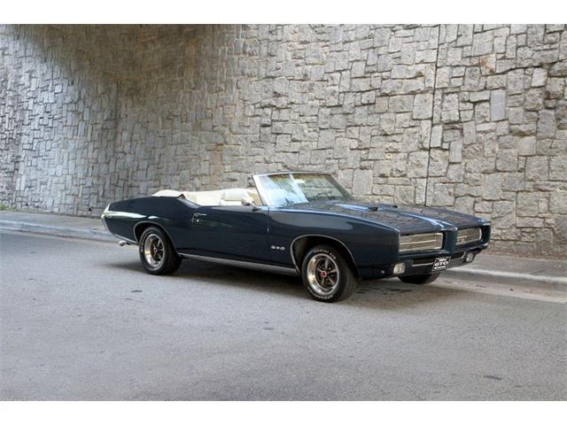 1969 Pontiac GTO (CC-1266481) for sale in Atlanta, Georgia