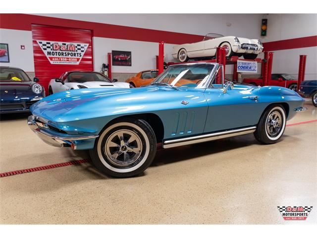 1965 Chevrolet Corvette (CC-1266485) for sale in Glen Ellyn, Illinois