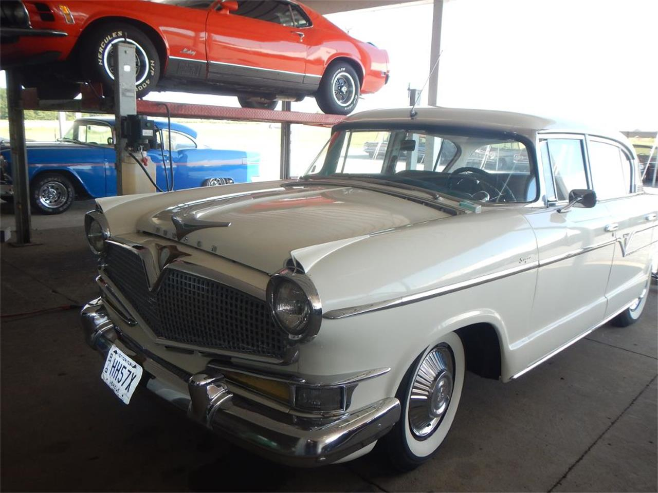 1956 Hudson Wasp (CC-1266487) for sale in Celina, Ohio