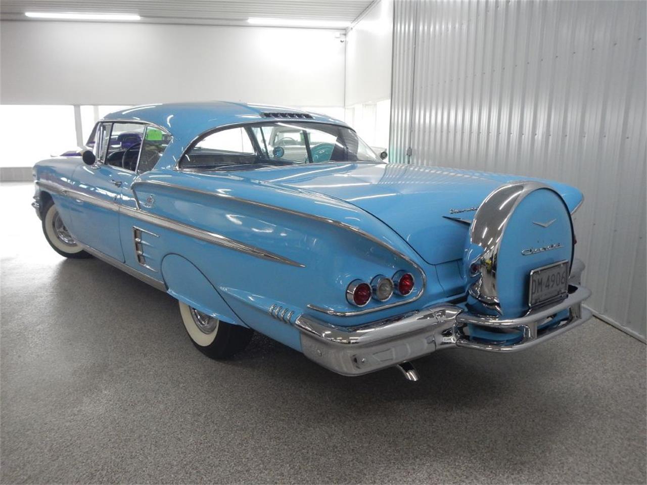 1958 Chevrolet Impala (CC-1266488) for sale in Celina, Ohio