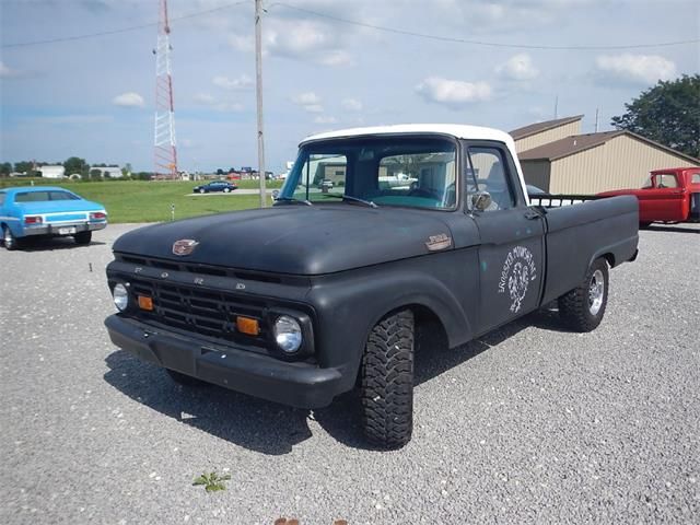 1964 Ford F250 (CC-1266491) for sale in Celina, Ohio